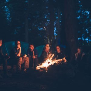 Reclaim your Wild Essence:  Camping Retreat for Women